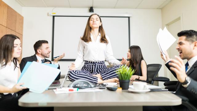 meditating-suit-facility-self-woman
